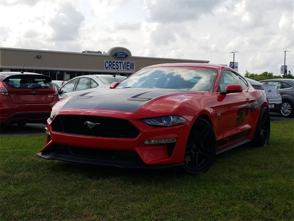 New 2019 Ford Mustang GT Steeda Q500