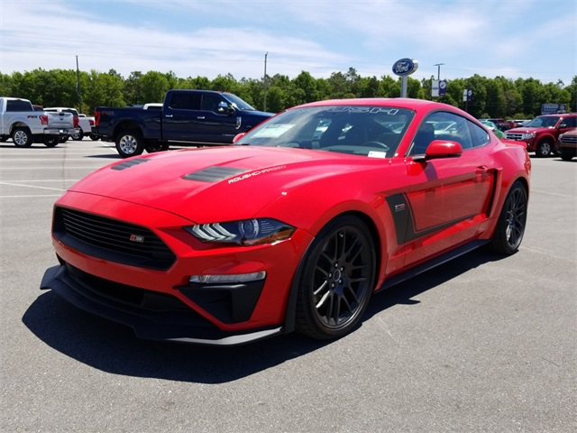New 2019 Ford Mustang ROUSH GT PREMIUM