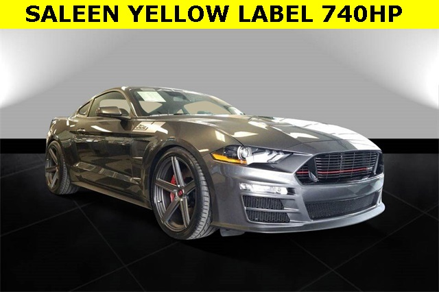 New 2019 Ford Mustang SALEEN GT Premium