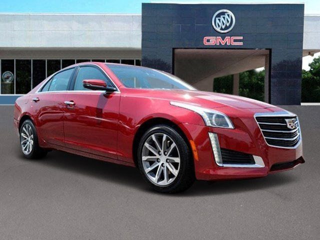 New 2016 Cadillac CTS 2.0L Turbo Luxury