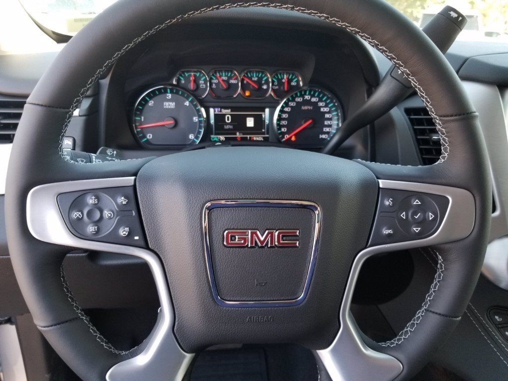 New 2020 Gmc Yukon Xl Slt Sport Utility In Fort Walton