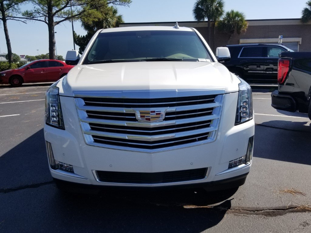 New 2019 Cadillac Escalade ESV Platinum Edition