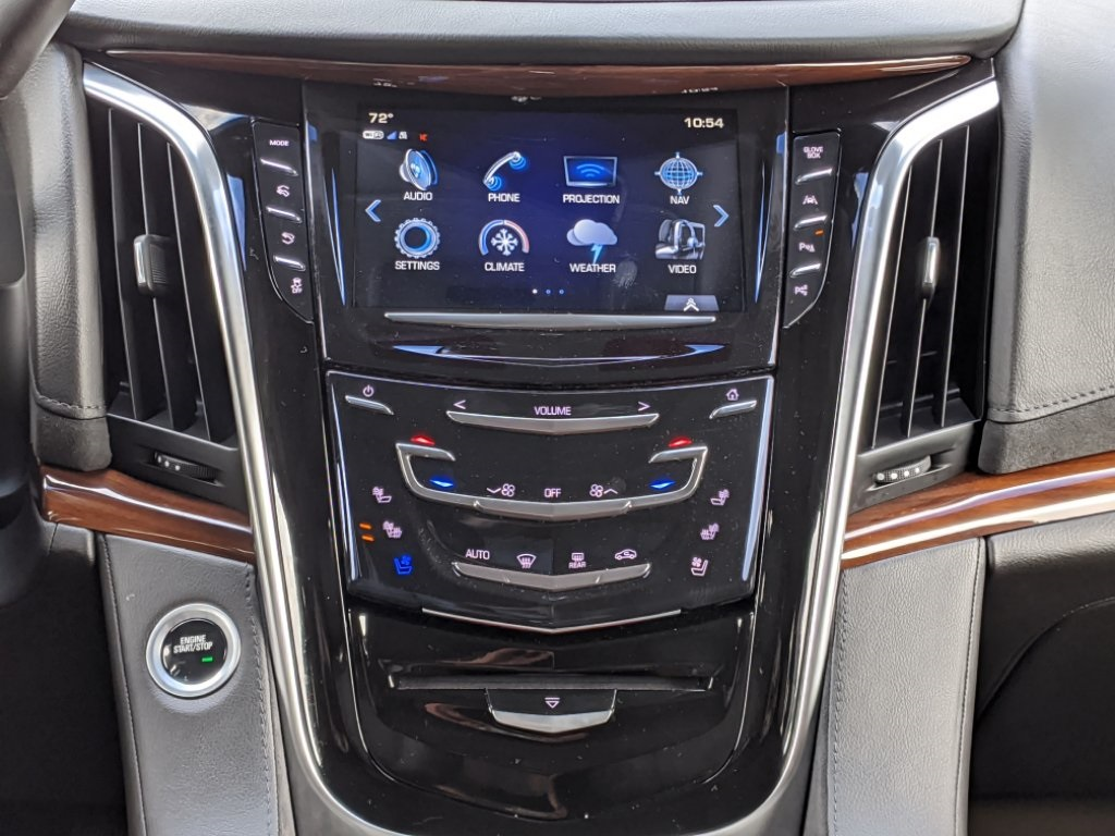 New 2019 Cadillac Escalade ESV Luxury