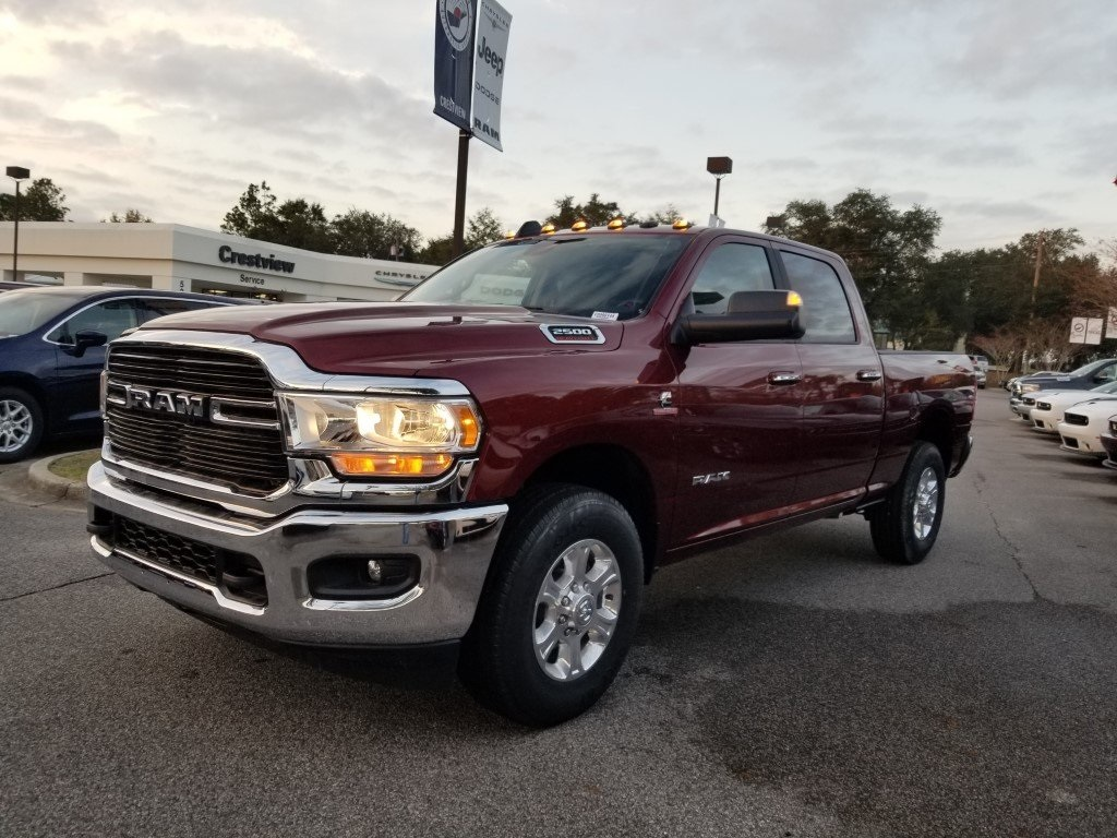 New 2019 Ram 2500 Big Horn