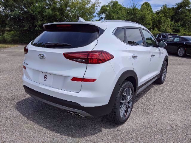 New 2021 Hyundai Tucson Limited Sport Utility in Fort ...