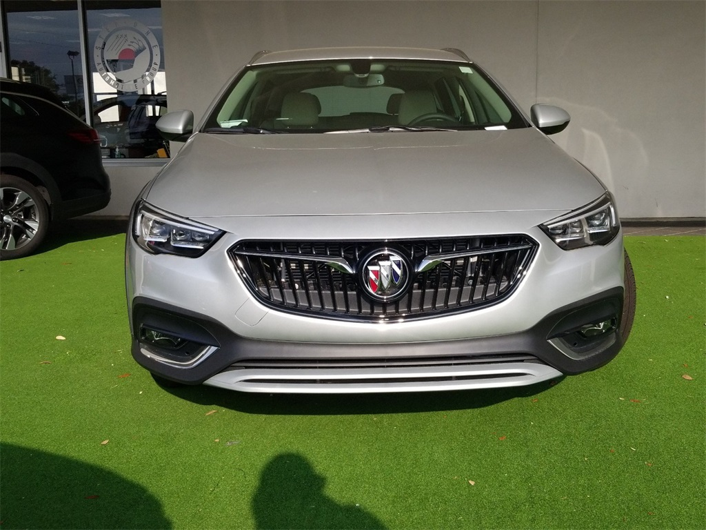 New 2019 Buick Regal TourX Preferred