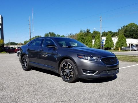 Pre-Owned 2019 Ford Taurus SHO