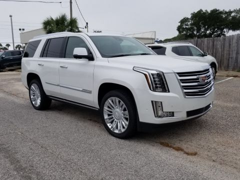 New 2020 Cadillac Escalade Platinum Edition