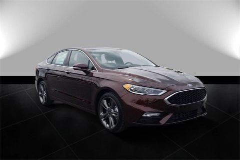 New 2019 Ford Fusion V6 Sport