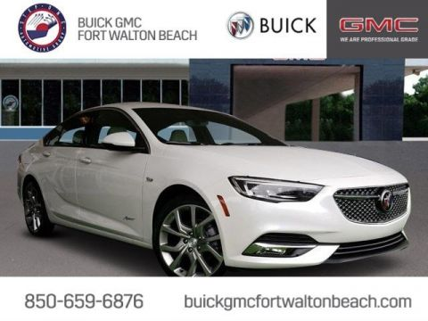New 2019 Buick Regal Avenir